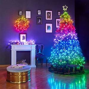 20m 250 Led Twinkly Smart App Controlled String Lights