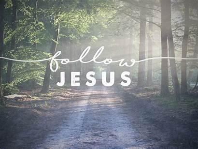 Christ Following Jesus Follow Fishing Christians Matthew