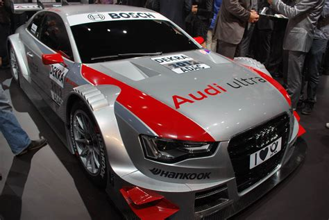 Audi A5 Dtm Makes Us Long For Tin Tops That Can Also Turn
