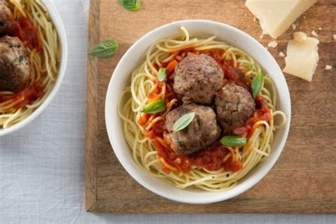 boulettes de viande sauce tomate cuisine italienne recette pates al italienne 28 images pour les moins de