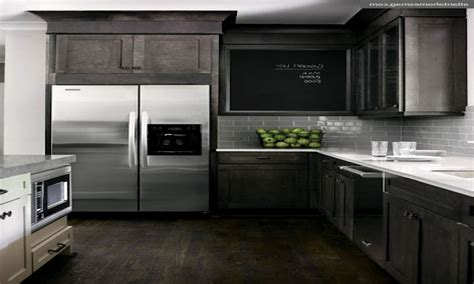 black kitchen cabinet ideas traditional brown cabinet light gray kitchen cabinets