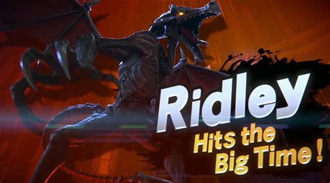 Super Smash Bros Ultimate How To Unlock Ridley  Game Rant
