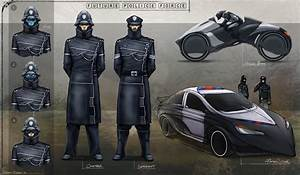 future police gear uniform & vehicles | Body armour / sci ...