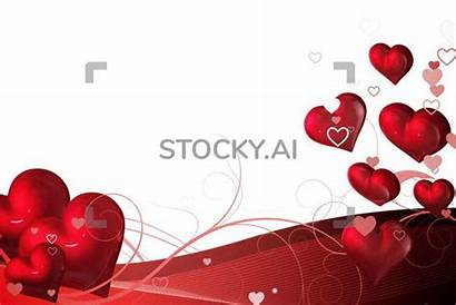 Magical Valentines Heart Stocky Valentine Ai