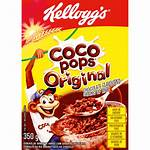 Kelloggs Cereal Coco Pops 350g Cocopop Pack