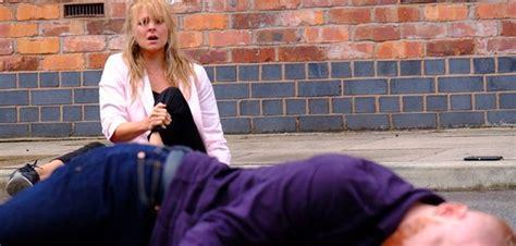 Coronation Street Spoilers Gary's Accident, Sarah and Adam