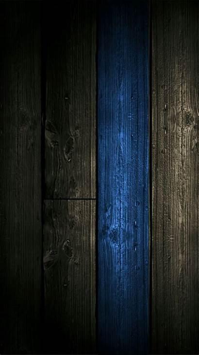 Wallpapers Thin Line Iphone Wood Dark Pantalla