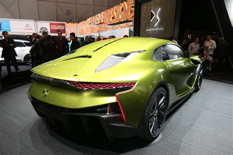 ds e tense psa s ds e tense electric supercar inches closer to production