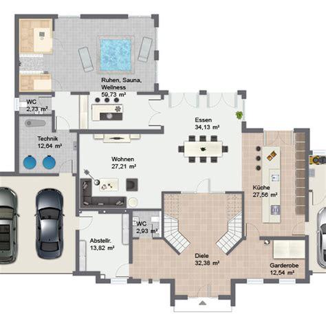 Baupläne Bungalow Mit Garage by Anmutig Haus Tipps Zu Bungalow Mit Garage Grundrisse 2017