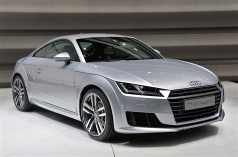 Audi Tt 2015 by 169 Automotiveblogz 2015 Audi Tt Geneva 2014 Photos