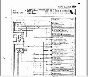 Mazda 1985 Rx7 50 Wiring Diagrams