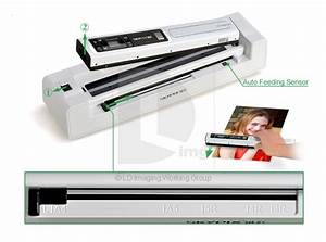 skypix tsn450 1200dpi lcd portable handheld scanner auto With photo scanner with document feeder