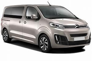 Citroën SpaceTourer MPV 2019 review Carbuyer