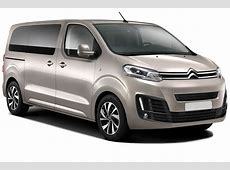 Citroën SpaceTourer MPV review Carbuyer