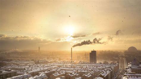 outdoor air quality  urban areas european environment