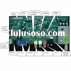 Sansui Tv Circuit Board Diagram  Sansui Tv Circuit Board