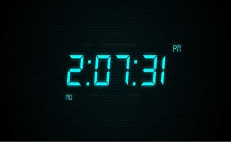 Digital Lock Wallpaper by Working Digital Clock Wallpaper Wallpapersafari