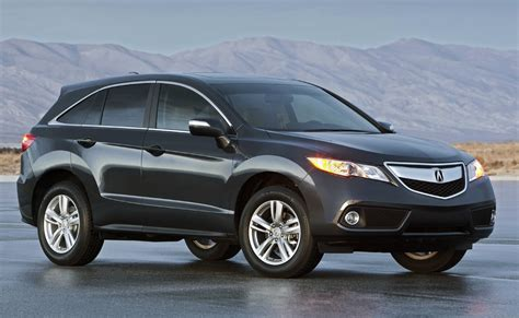 2013 Acura Rdx Makes Production Debut In Chicago, Drop 4