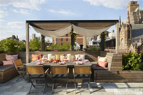 Rooftop Kitchen - Outdoor Kitchen in Brooklyn by Laurie