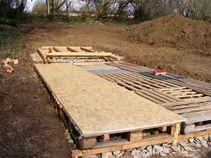 Faire Un Plancher Bois : plan cabane de jardin 10 faire un plancher avec du bois ~ Dailycaller-alerts.com Idées de Décoration