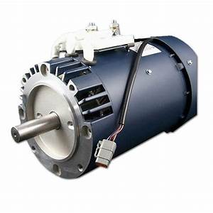 What Does An Electric Car Motor Look Like