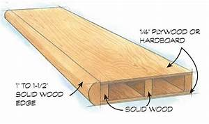 How to Build Shelves that Don't Sag: Free DIY Tutorial
