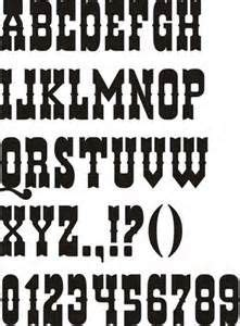 Permalink to Western Wanted Font