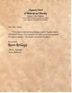 diy hogwarts acceptance letters make your own diy and With make hogwarts acceptance letter