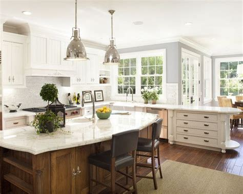 mixed wood kitchen cabinets mix of wood and painted cabinets chris jodi s 7544
