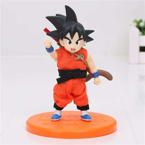 Dragon ball z merchandise was a success prior to its peak american interest, with more than $3 billion in sales from 1996 to 2000. 12cm Dragon Ball Z Action Figures Small Goku DOD Anime ...