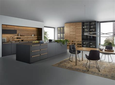 20 modern black and white kitchens that used wood home