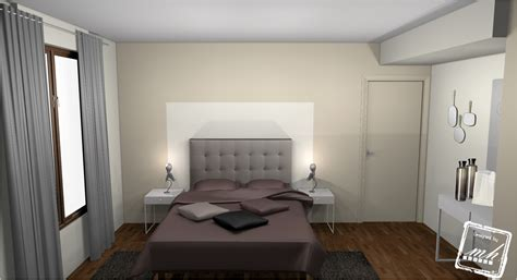ambiance chambre adulte deco cocooning chambre