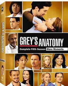 Grey's Anatomy - Season 5 by Ellen Pompeo, Patrick Dempsey ...