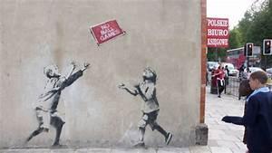 Banksy - I Support Street ArtI Support Street Art