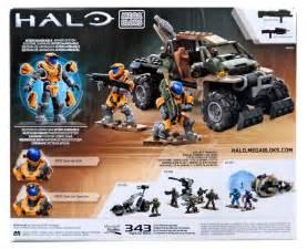 Halo Mega Bloks 2016