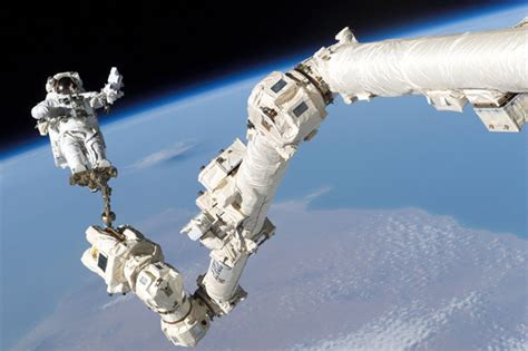 nasa reveals emergency space walk at iss happening tomorrow daily star