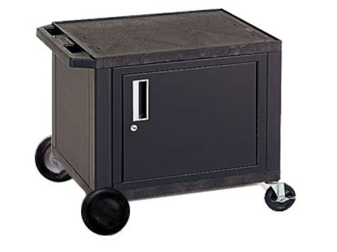 Tuffy Cart Cabinet With Electric And 8