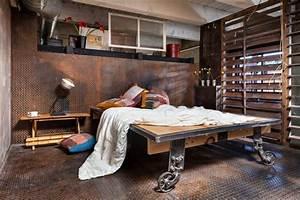 Industrial Chic 15 Coole Einrichtungsideen Mit Industrial