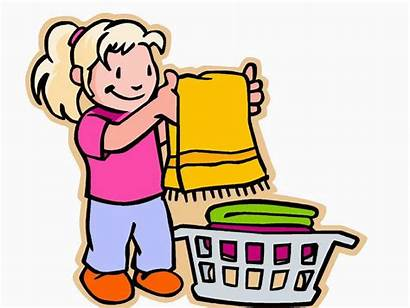 Clip Clean Cleaning Clipart Cartoon