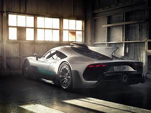 Mercedes Amg Project One Rear, HD Cars, 4k Wallpapers