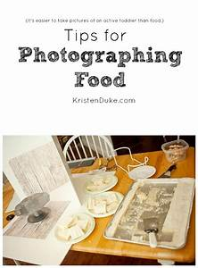 Tips for Photographing Food