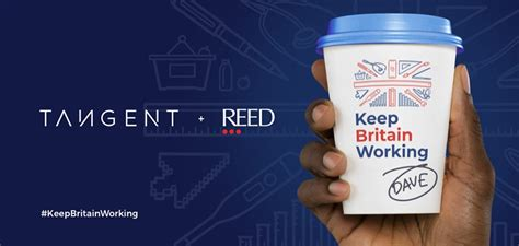 tangent helped reed launch   britain working