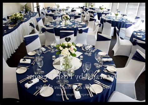 wedding decoration ideas navy blue navy blue and white