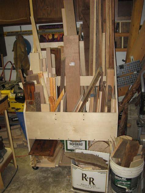 wood scrap bin  bobcam  lumberjockscom