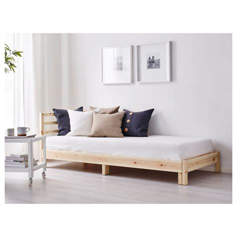 Day Bed Frame by Tarva Day Bed Frame Pine 80x200 Cm Ikea