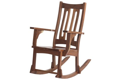 runic rocking chair rocker in the runic style