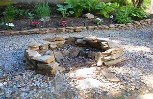 How, To, Build, A, Stone, Fire, Pit, In, One, Afternoon, Cheap