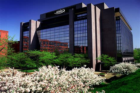 GOJO Headquarters | Downtown Akron, OH