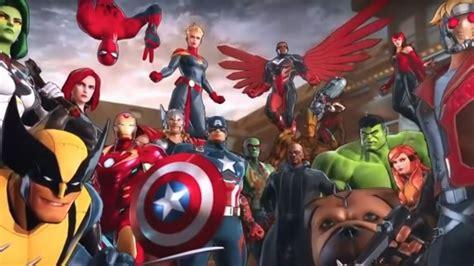 Nintendo Switch Estrenará Juego De Avengers Tras Nueva