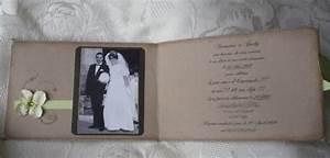 Faire Part Anniversaire 60 Ans : carte d 39 anniversaire de mariage 40 ans le blog de scrapjetty ~ Melissatoandfro.com Idées de Décoration